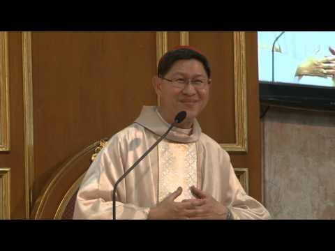 Cardinal Tagle's Easter Vigil Mass Homily