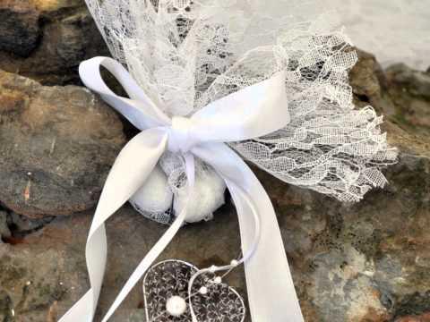 Μπομπονιέρες γάμου 2012 χειροποίητες ,ιδιαίτερες.