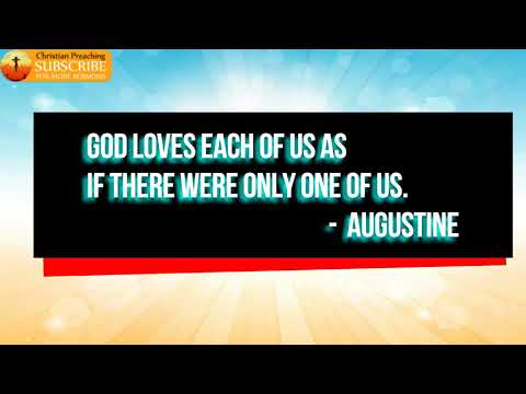 God quotes - Top Quotes About God's Love (Christian Preaching)