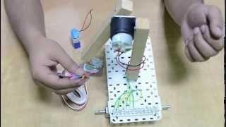 How to make a Mechanical Arm (Differential Drive)