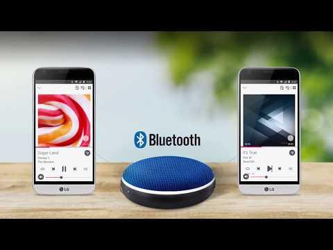 LG PH1 és PH2 Bluetooth mini hangszórók - Apró vadállatok?