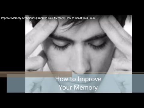 how to boost memory
