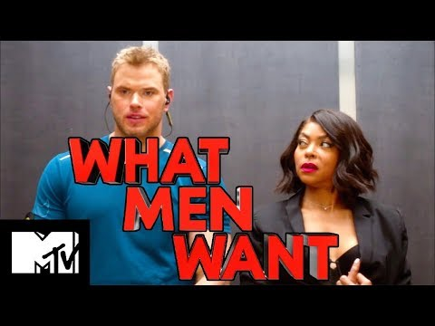 What Men Want   Official Trailer   Paramount Pictures UK   MTV Movies