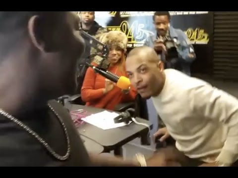 """T.I """"Blast Young Joc For Speaking On His Divorce With Tiny"""""""