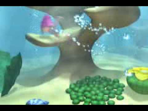 Pixar (Short) - Something Fishy.mpg