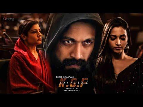 KGF Chapter 2 New Poster Ft. Raveena Tondon As A Ramika Sen | KGF CHAPTER 2 UPDATE | KGF 2 Trailer