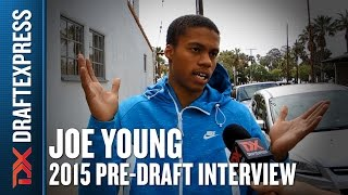Joseph Young - 2015 Pre-Draft Interview - DraftExpress