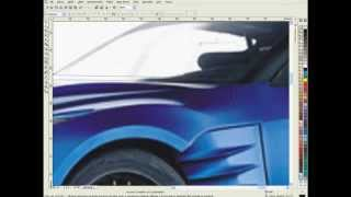 Nonton CorelDRAW - Car of Fast And Furious 6 - Speed art - cz. 1 Film Subtitle Indonesia Streaming Movie Download