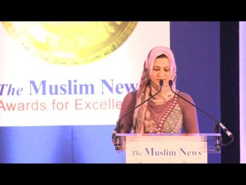 The Muslim News Awards for Excellence 2016