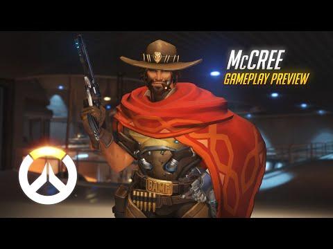 Gameplay de McCree