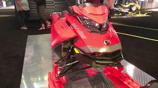 6. 2019 Ski-Doo Summit X 850