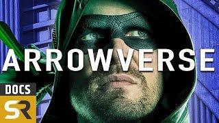 Video Move Over Batman: The True Story Of DC's Arrowverse MP3, 3GP, MP4, WEBM, AVI, FLV Desember 2018