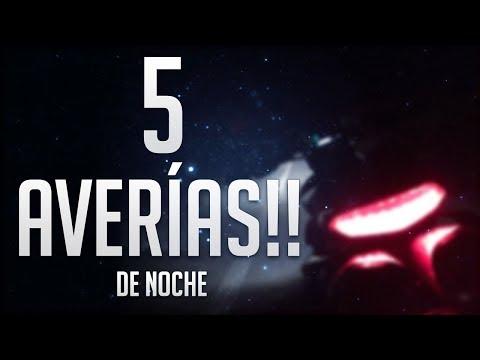 Aventura Nocturna + ¡¡AVERÍAS!!