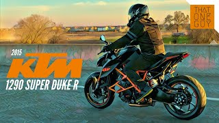 5. 2015 KTM 1290 Super Duke R review   My first 3 months on the beast