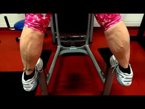 calves muscular