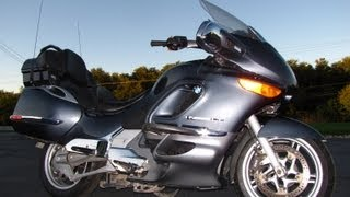6. 2003 BMW K1200LT SPORT TOURING Motorcycle For Sale