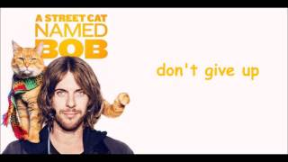 Nonton A Street Cat Named Bob   Don T Give Up   Lyrics Film Subtitle Indonesia Streaming Movie Download