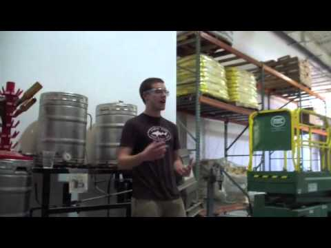 Manker Beer TV - Guided Tour of Dogfish Head Brewery