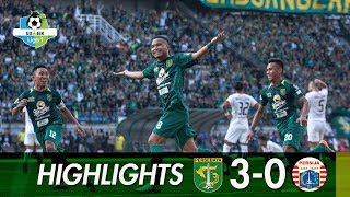 Video [HIGHLIGHTS] Persebaya vs Persija | Liga 1 2018 MP3, 3GP, MP4, WEBM, AVI, FLV Juli 2019