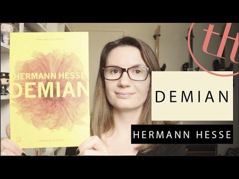 Demian (Hermann Hesse)   Você Escolheu #53   Tatiana Feltrin (видео)