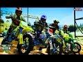 GTA 5 Next Gen: OFF-ROADING!!! - CUSTOM BIKES & TRUCKS - EXTREME GTA 5 Trail Challenges