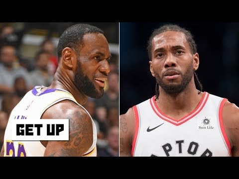 Video: Kawhi-Paul George outrank LeBron-AD on Jalen Rose's top 5 NBA duos | Get Up