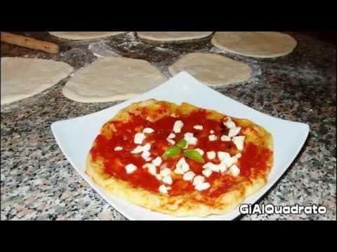pizza fritta - ricetta