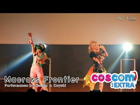 COSCOM EXTRA : Christmas – Macross Frontier