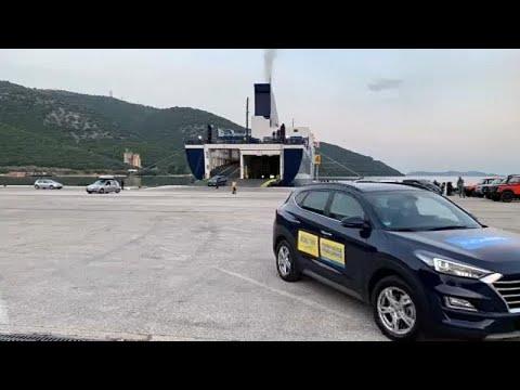 #EuRoadtrip: 26η Ημέρα: Ταξιδεύοντας προς τη Δυτική Ελλάδα