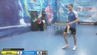 Бойко С. vs Слюзенко В.