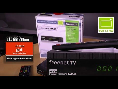 Testbericht DVB-T-Receiver Microm 4HD IR