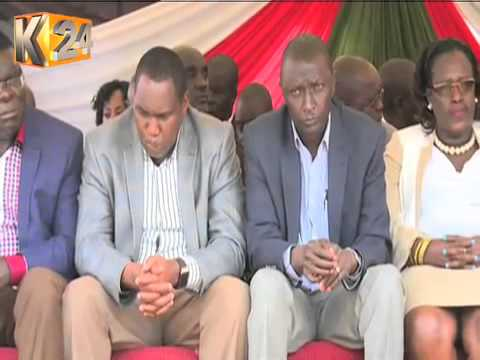 Jubilee Leaders Downplay Claims That The DP Has Been Abandoned By Gov't.