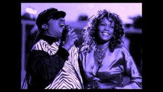 WE DIDN'T KNOW - Whitney Houston & Stevie Wonder HD