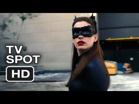 The Dark Knight Rises - TV SPOT #2 - Catwoman & Bane (2012) HD Video
