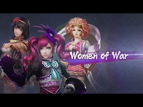 Video Samurai Warriors 4-II - Women of War - 01 Opening download in MP3, 3GP, MP4, WEBM, AVI, FLV January 2017