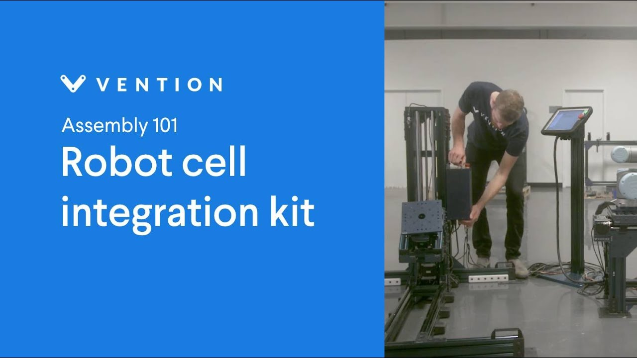 Robot Cell Integration Kit