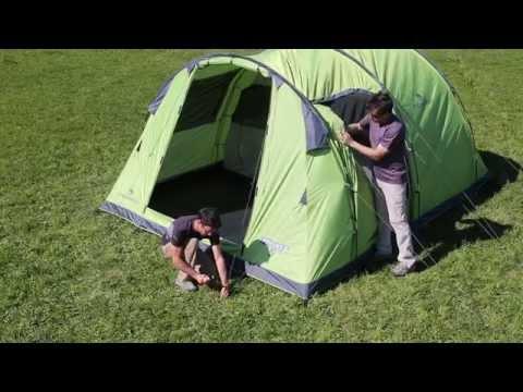 Kako postaviti  FERRINO PROXES šotore