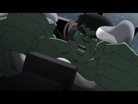 Hulk and the agents of S.M.A.S.H season 1 episode 4 part 2 in hindi