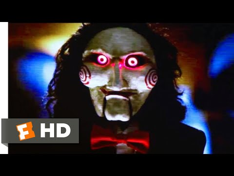 Jigsaw (2017) - Free Yourself to Free Them Scene (3/10) | Movieclips
