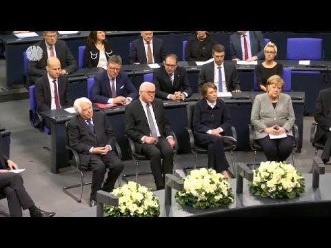Σόιμπλε: «Μη αποδεκτός ο αντισημιτισμός στη Γερμανία»