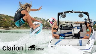 Austin Keen Wakesurfs Carlsbad Lagoon