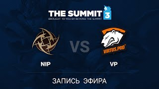 Virtus.Pro vs NIP, game 2