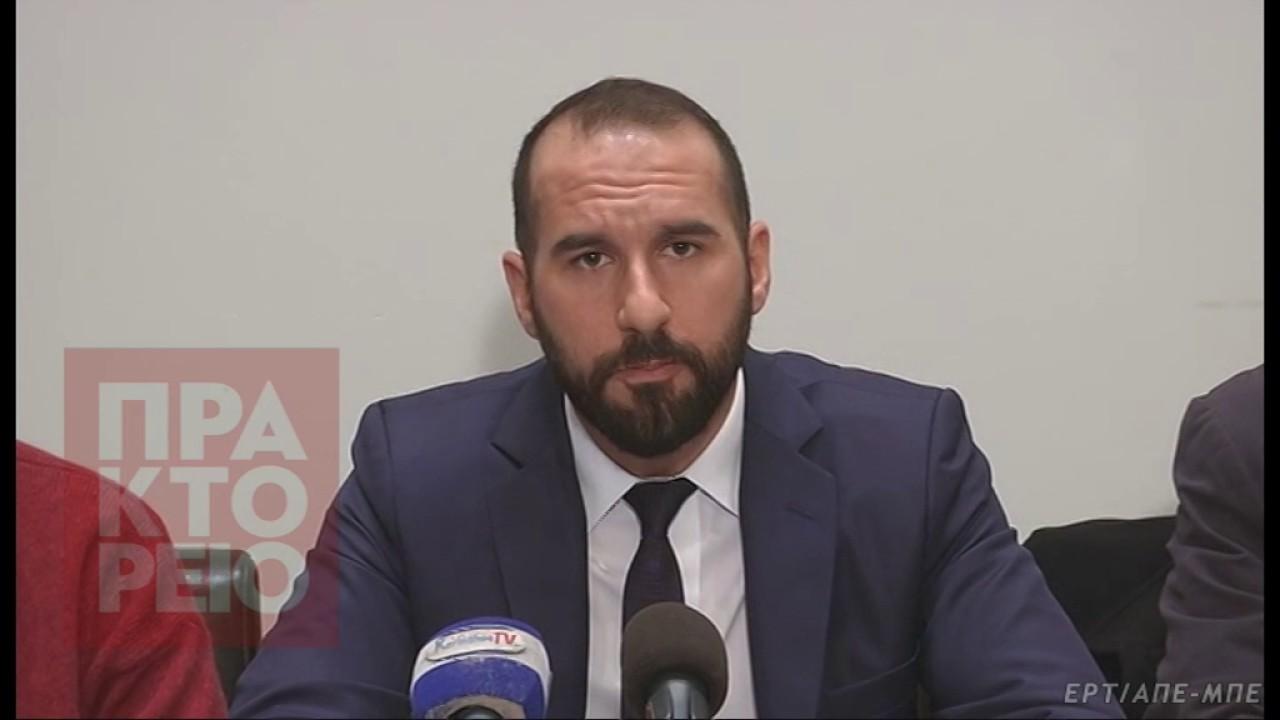 Δ. Τζανακόπουλος: Μεγάλη πρόοδος στις διαπραγματεύσεις