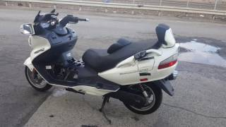 6. 2009 Suzuki Burgman 650