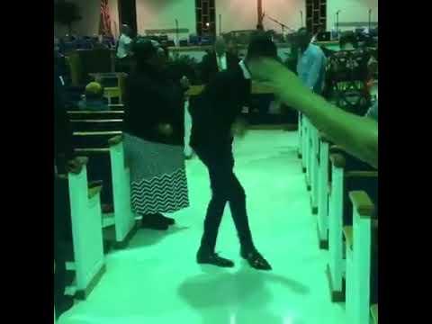 Best Praise Break Ever-- Insane Footwork