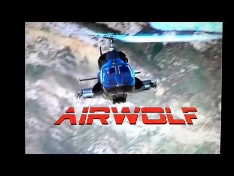 AIRWOLF ,SEASON FOUR EPISODE from ESCAPE
