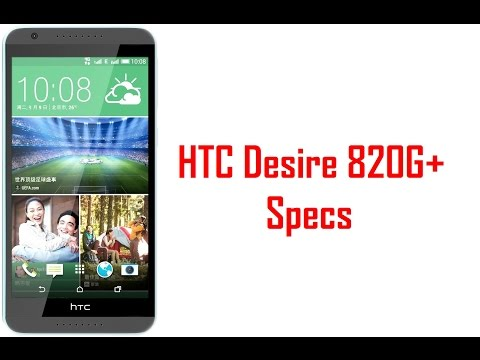 HTC Desire 820G+ Specs & Features