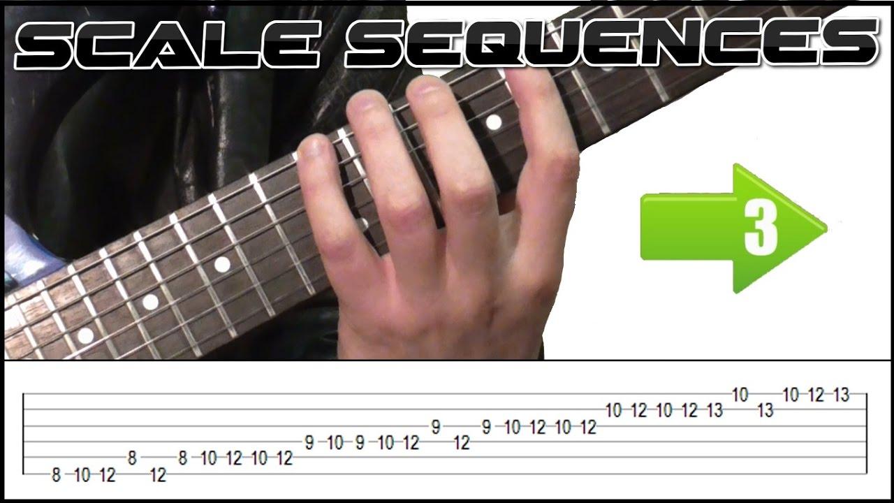 Essential Guitar Scale Sequences