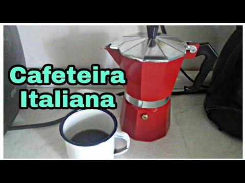 COMO USAR A CAFETEIRA ITALIANA | TIPO BIALETTI | Dicas da Dri