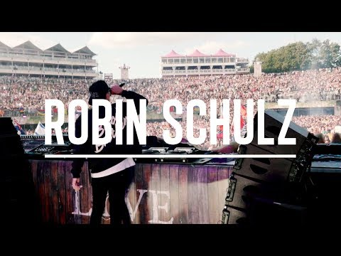 ROBIN SCHULZ – THE WAY TO TOMORROWLAND (I BELIEVE I'M FINE)